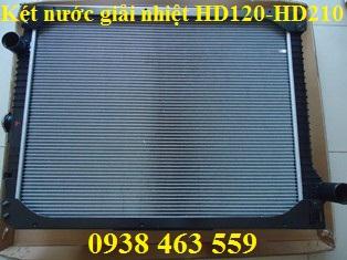 253006C101 Két nước xe tải hd210 hyundai 13,5 tấn