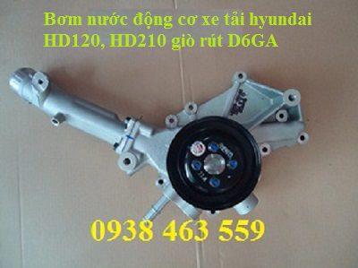 2510052301 Bơm nước động cơ D6GA xe tải HD210