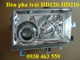 921016B003 Đèn pha bên trái hd210 và hd120