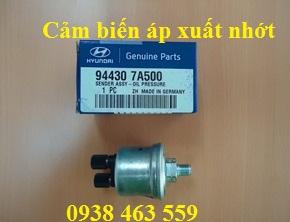 944307A500 Cảm biến áp xuất nhớt xe tải hyundai
