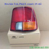 924025A101 Đèn hậu county