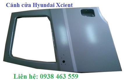 Cánh cửa Hyundai Xcient