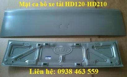 Mặt ca bô hd120 và hd210