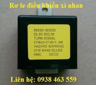 955508D500 Rơ le xi nhan