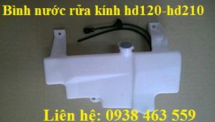 Bình nước rửa kính hd120 và hd210