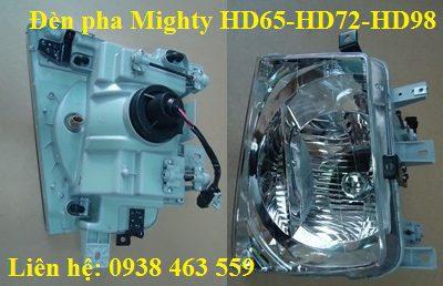 9210256002 Đèn pha mighty