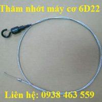 2661183700 Thăm nhớt D6AC