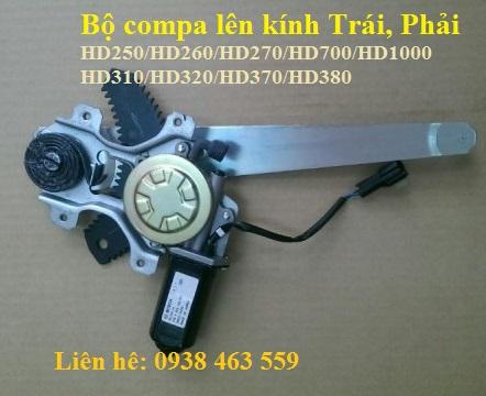 815017A012-815027A012 Compa nâng hạ kính trái phải