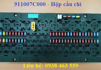 911007C000 Hộp cầu chì tổng