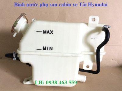 253607C001 Bình nước phụ sau cabin xe tải hyundai