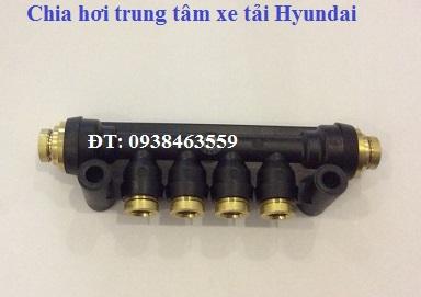 589297C700 Chia hơi trung tâm xe tải hyundai