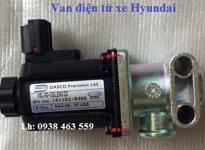 594307F100 Van điện từ xe tải hyundai