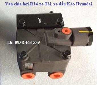 595107C200 Van chia hơi R14 xe tải hyundai