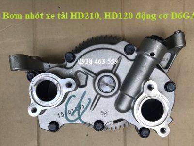 2610052010 Bơm nhớt hd210 máy D6GA