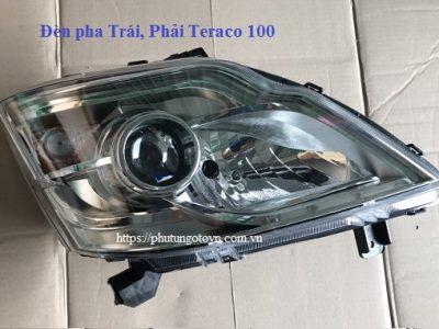 Đèn pha trái đèn pha phải Teraco 100