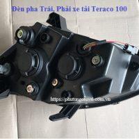 Đèn pha xe tải teraco 100