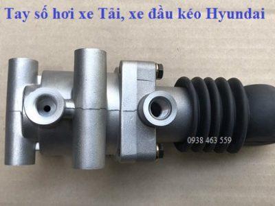 Tay số hơi hd700 xe tải xe đầu kéo hyundai QD43698T00011